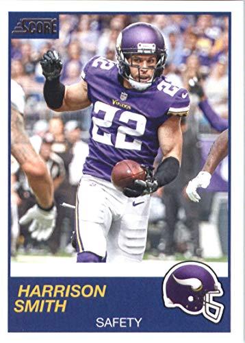 2019 Score #237 Harrison Smith Vikings NFL Football Card NM-MT