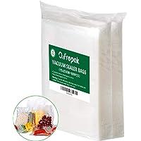 Sacs Sous Vide Alimentaire, Sans BPA et Approuve par la FDA Sacs pour Machine Sous Vide, Compatible Avec n'importe Quelle Scelleuse Sous Vide.