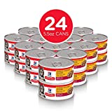 Hill's Science Diet Canned Wet Cat Food, Adult, Te...