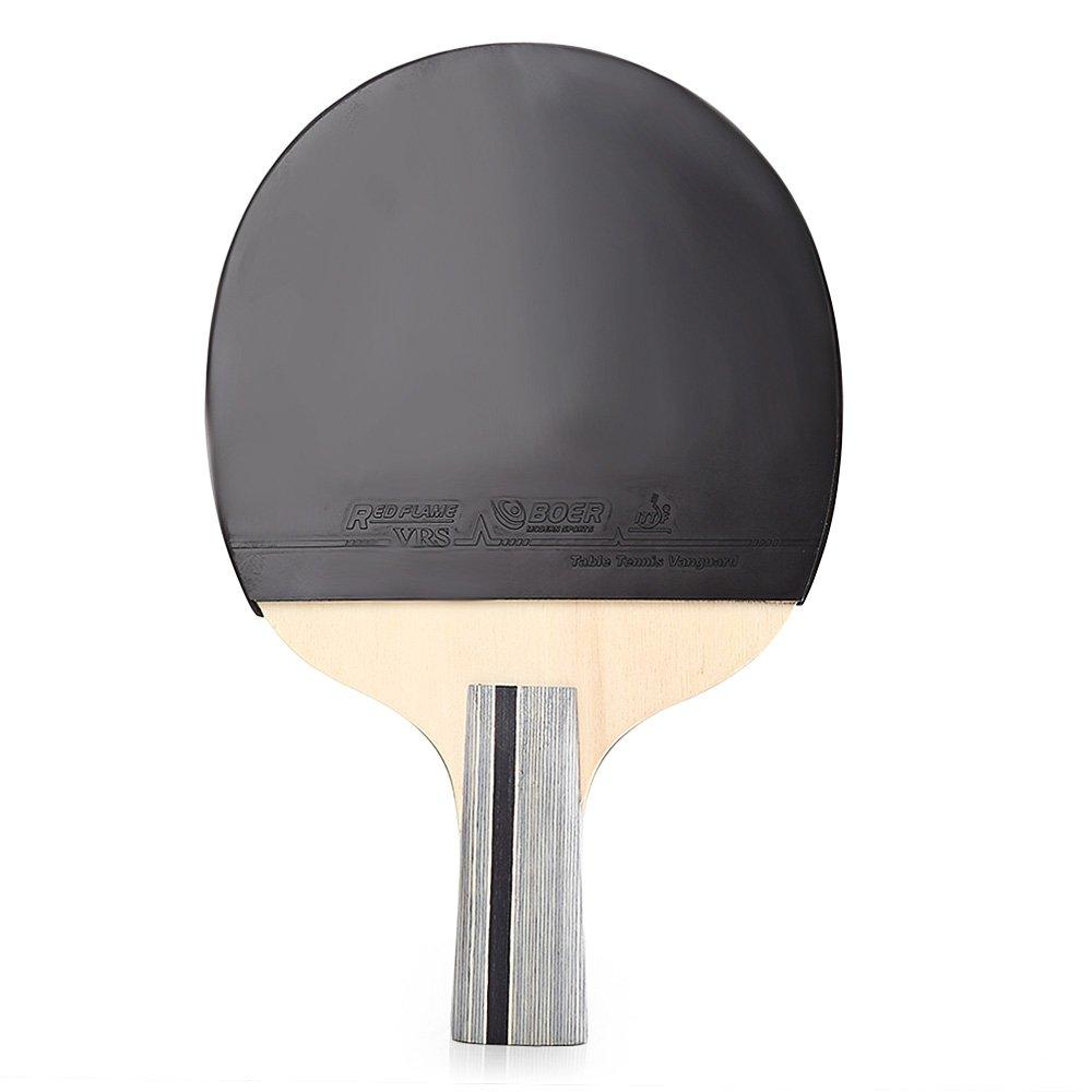 Hoja Raqueta de tenis de mesa Pala raqueta 1 estrella ping ...