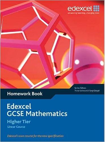 New Gcse Maths Edexcel Linear Homework Book Higher 1 Hour - image 8
