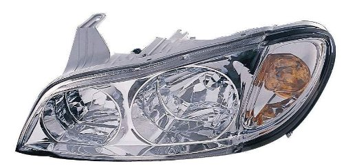 Depo 315-1140R-AS1 Infiniti I30 Passenger Side Replacement Headlight (Infiniti I30 Headlamp)