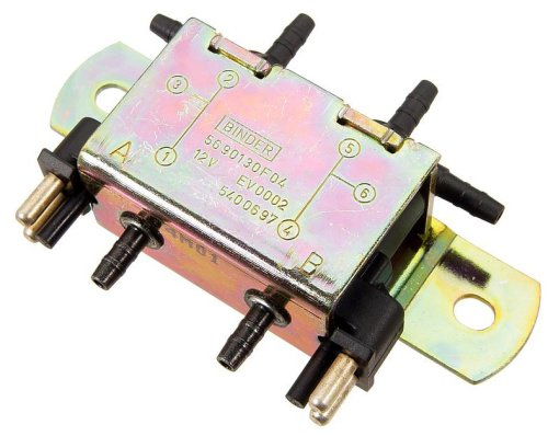 OES Genuine Electric Change Over Valve for select Mercedes-Benz models by OES Genuine