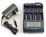 Universal Battery Charger Tester Anazlyer C3400 for Li-ion NiMH NiCd AA AAA C 18650