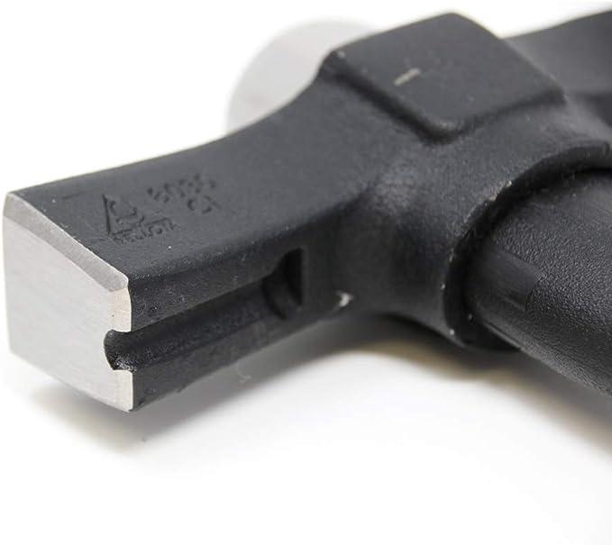 fente 30/mm Bellota 8030 CI MT Marteau coffreur aimant/é avec manche 3 mat/ériaux pour clous /à partir de 0-1/mm