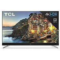 TCL 55 Inch 4K ULTRA HD HDR 2160p Smart Roku 120Hz LED TV 55C803