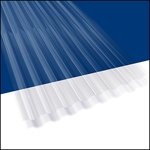 "Suntuf Clear 72""x26"" (10 Pack)"