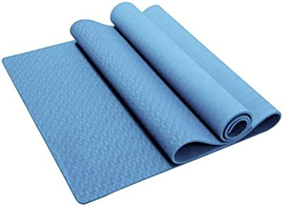 Colchoneta de yoga, colchoneta antideslizante para hacer