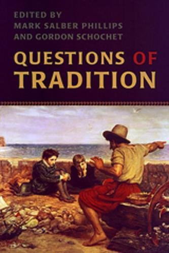 Read Online Questions of Tradition (Green College Lecture) PDF