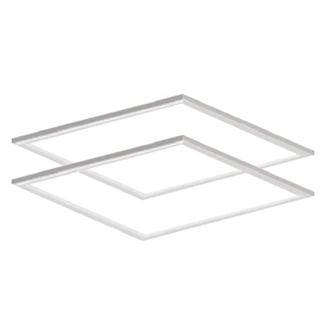 Led Panel Light 2x2 24 X24 Flat Ceiling Recessed Lighting