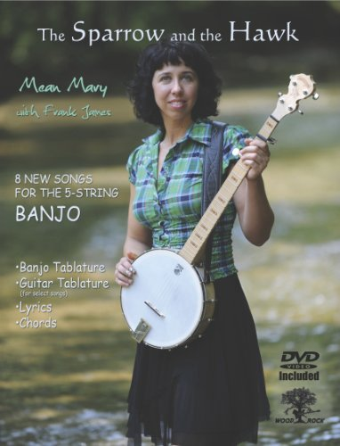 The Sparrow and the Hawk: Banjo Tablature Book and DVD