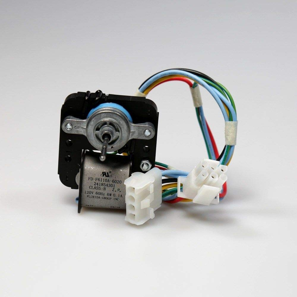 (KS) 241854301 5303918549 AP4343697 465278 AH2331827 EA2331827 Evaporator Fan Motor Exact Replacement for Electrolux Frigidaire