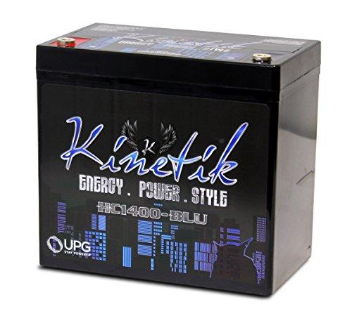 Kinetik  Black Power Cell Battery