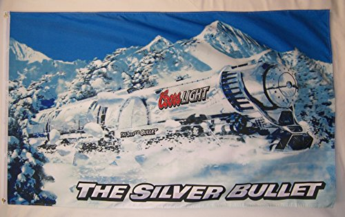 coors-light-silver-bullet-train-beer-flag-3-x-5-indoor-outdoor-banner