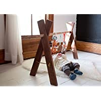 Natural Wooden Baby Gym   Kids Activity Gym Eco Friendly Nursery Furniture