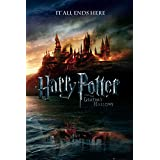 Posters: Harry Potter Poster - 7, And The Deathly Hallows, Teaser (36 x 24 inches)