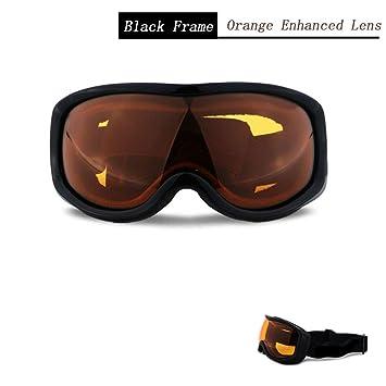 269d8736af Mrzyzy Gafas De Esquí Gafas De Sol Polarizadas,Gafas De Sol Deportivas  Snowboard Nieve Espejo