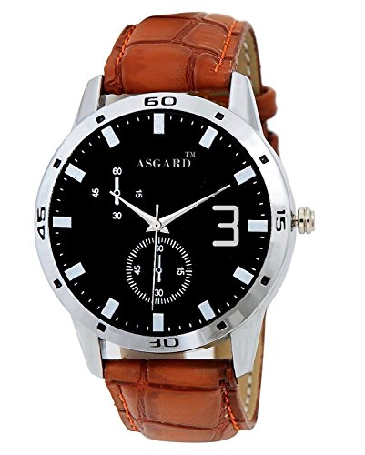 Asgard Analog Black Dial AS-ORPC-L-3 Watch for Men