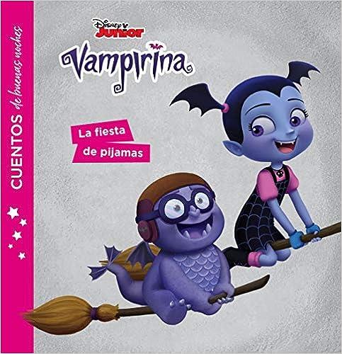 Torrent Descargar Español Vampirina. Cuentos De Buenas Noches. La Fiesta De Pijamas Directa PDF