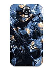 Fashion ZRkFCgq2962uMSWl Case Cover For Galaxy S4(halo)