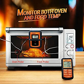 Wireless Grill Thermometer Image