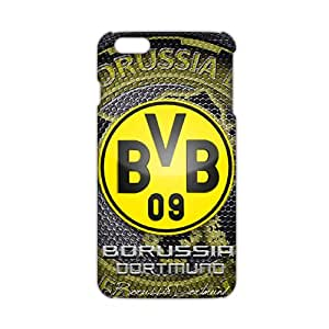 Ultra Thin BVB Borussia Dortmund Football Club 3D Phone Case for iPhone 6 plus