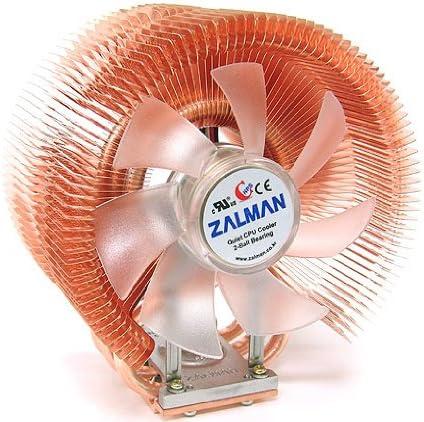 Amazon.com: Zalman CPU Fan with 92mm Fan LED (CNPS9500A LED-CU): Computers & Accessories