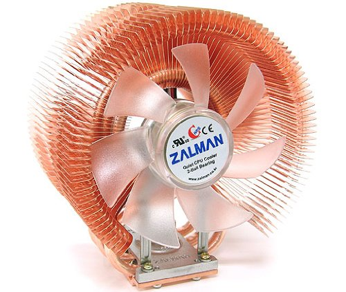 Zalman CPU Fan with 92mm Fan LED (CNPS9500A LED-CU) for sale  Delivered anywhere in USA