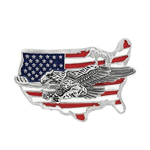 Bald Eagle Belt Buckle - 3