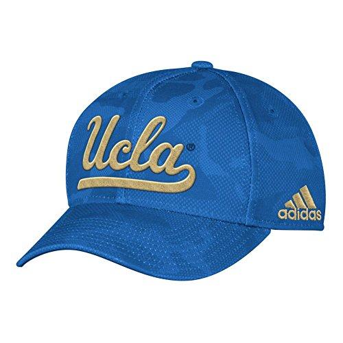 (adidas UCLA Bruins Tonal Camo Hat Structured Cap)