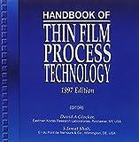 Handbook of Thin Film Process Technology 9780750304092