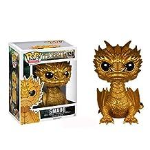 Funko - Figurine The Hobbit - Golden Smaug Pop 15cm - 849803044305