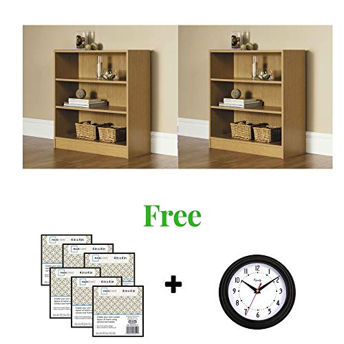 ORION` Shelf Bookcase Perfect for Displaying Your Books and More (32