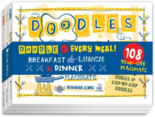 Doodle at Every Meal Zemke Deborah