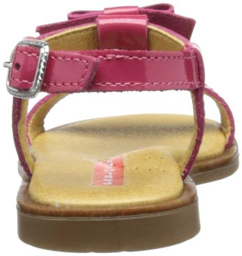 Pablosky 408969 - Sandalias de vestir para niñas Rosa