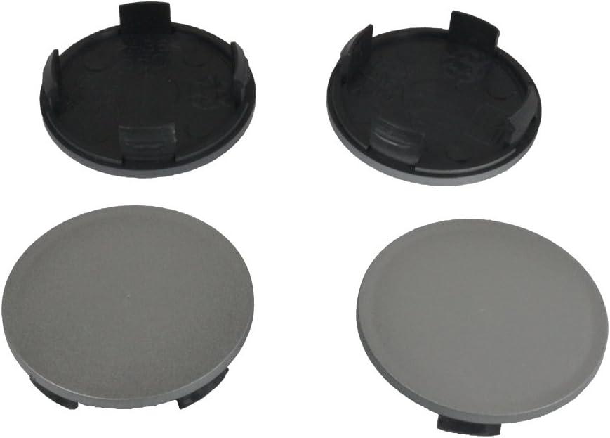 4 x Au/ßen 57,0mm Innen 51,5mm Nabenkappen Felgendeckel Radnabendeckel