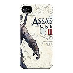 Fashion Cases For Iphone 6- Assassin Creed Defender Cases Covers