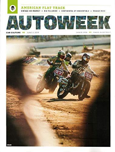 Autoweek Magazine June 3, 2019 | American Flat Track