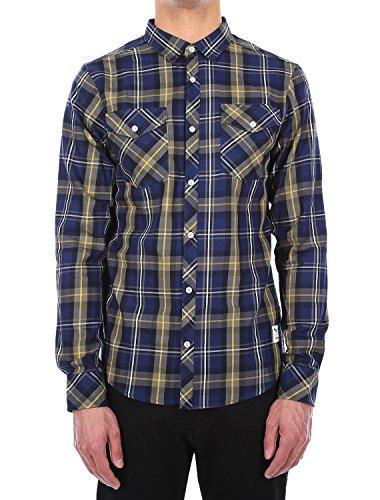 IRIEDAILY Mc Valle LS Shirt [marine]