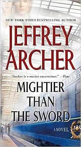 Jeffrey Archer - Mightier Than the Sword Audiobook Free Online