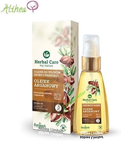 A base de plantas cuidado aceite de argán suero nutritivo ...