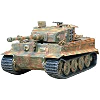 Tamiya Tiger I Late Version 1:35 Scale Model Kit