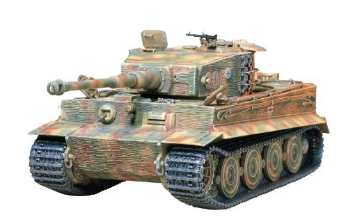 (Tamiya Models Tiger I (Sd.kfz.181))