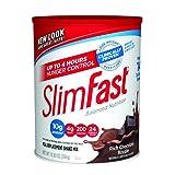 SlimFast Powder Shake Mix, Rich Chocolate Royale, 12.83 oz