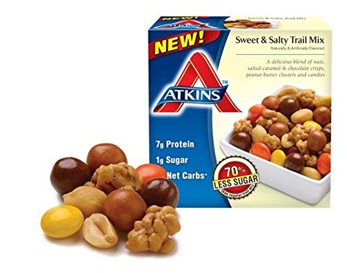 Sweet & Salty Trail Mix 5/BOX 2 Pack by Atkins