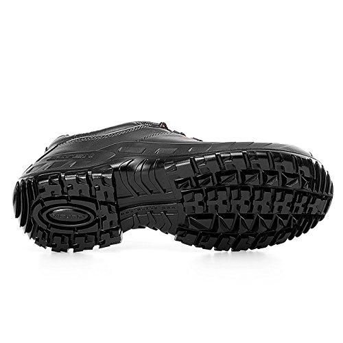 ELTEN - Calzado de Protección para Hombre Negro Negro, Negro, 725861-36