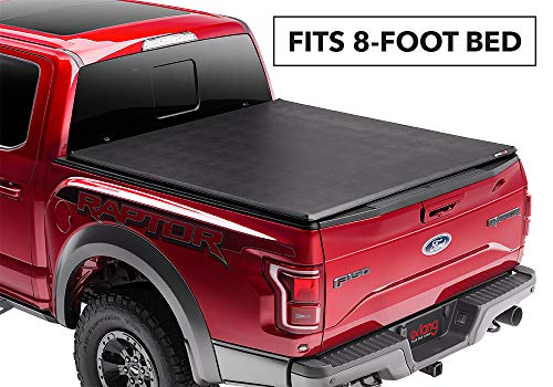 (Extang Trifecta 2.O Soft Folding Truck Bed Tonneau Cover | 92725 | fits Ford Super Duty Long Bed (8 ft) 99-16)