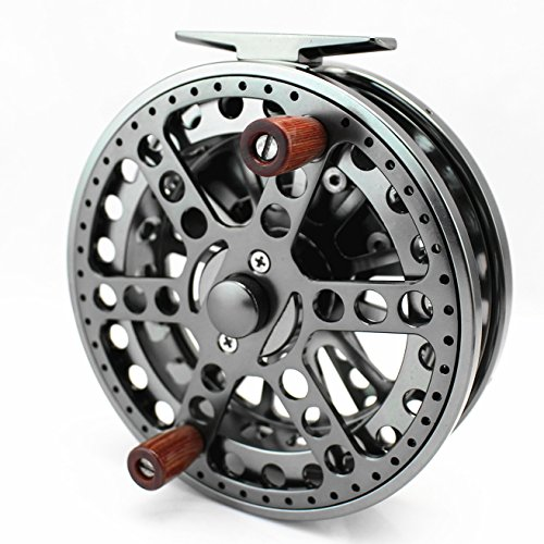 CENTREPIN Float Reel Center PIN Trotting Reel 120mm 4 3/4 INCHES CNC MACHINED Aluminum Salmon Steelhead Fishing