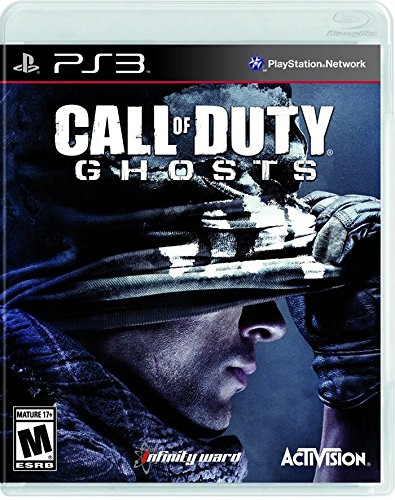 Price comparison product image Call of Duty: Ghosts - PlayStation 3