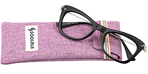 01 Black Eyeglasses - 3